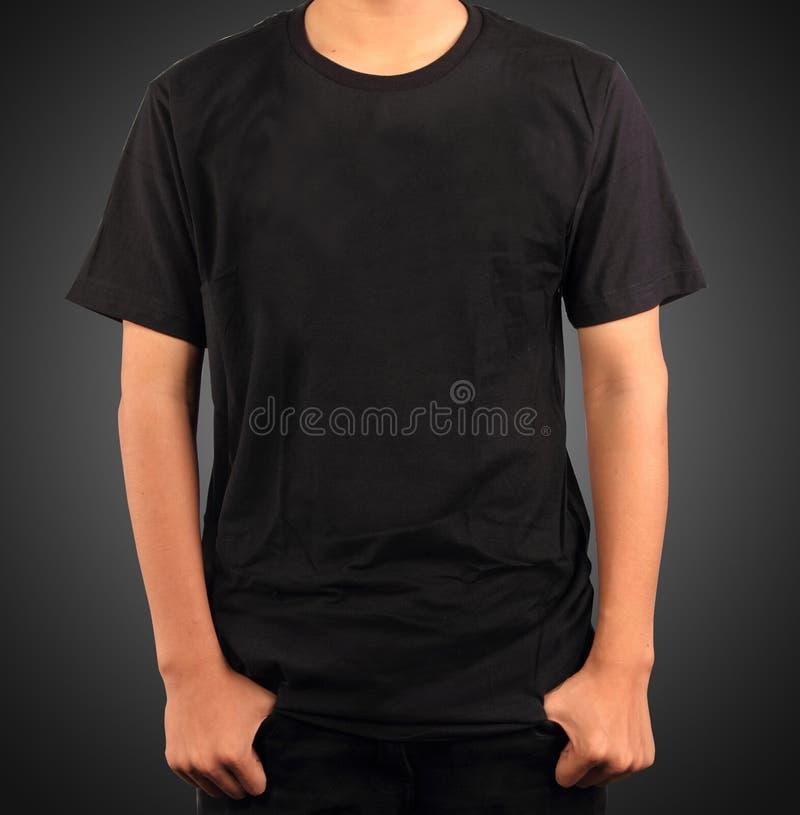 Calibre de T-shirt photographie stock libre de droits