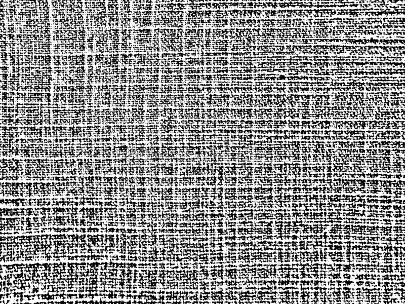 Calibre malpropre grenu âgé par recouvrement Texture utilisée urbaine de détresse illustration libre de droits