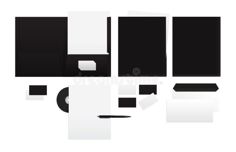 Calibre pour l'identité de marquage à chaud photos libres de droits