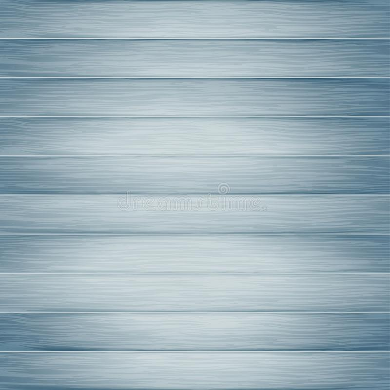Calibre réaliste en bois bleu de fond de table illustration libre de droits