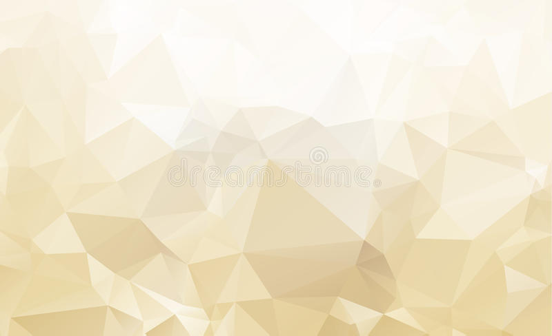 Calibre triangulaire sans couture Échantillon géométrique Répétition du routin illustration libre de droits