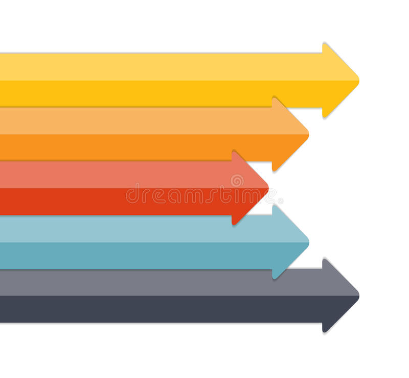 Download Calibres D'Infographic Pour Le Vecteur D'affaires Illustration de Vecteur - Illustration du affaires, présentation: 45371901