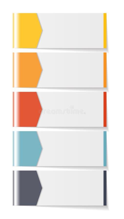 Download Calibres D'Infographic Pour Le Vecteur D'affaires Illustration de Vecteur - Illustration du drapeau, numéro: 45372112