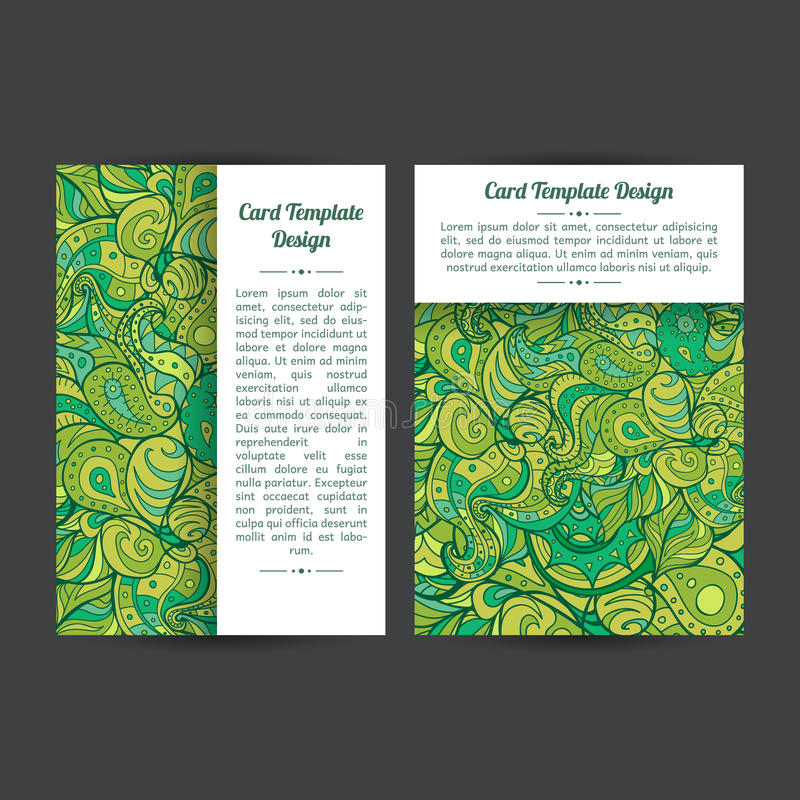 Calibres de couvertures de brochure photos libres de droits