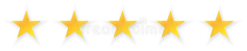 Calidad de cinco estrellas libre illustration
