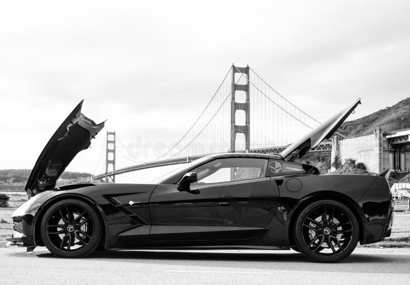 Califórnia Dreamin& x27; foto de stock