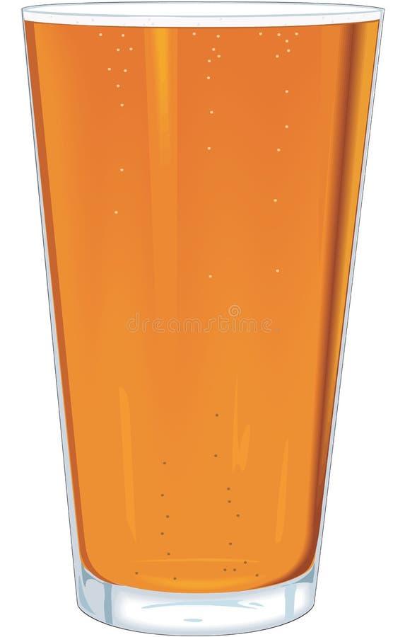 California Ale Vector Illustration común stock de ilustración
