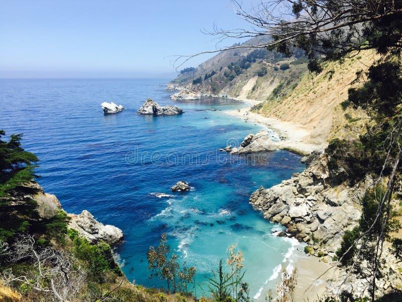 California Beach. View stock photography