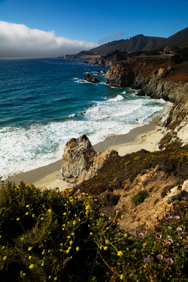 Download California coast stock image. Image of tourist, attraction - 2869245