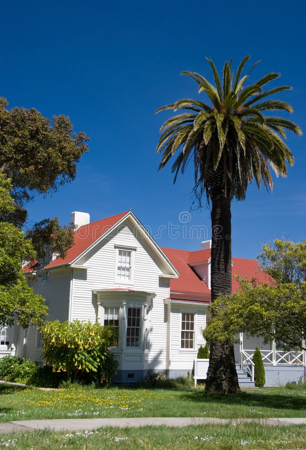 California house stock images