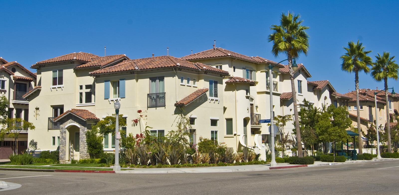 California housing stock photo