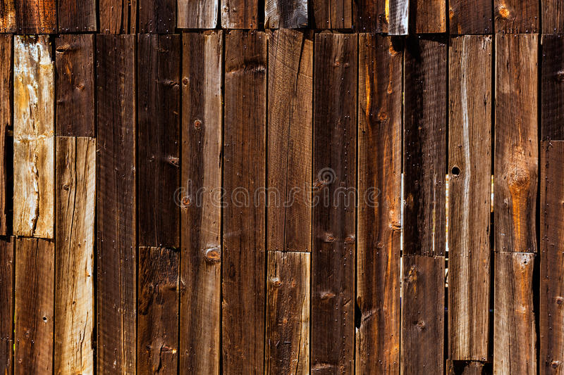California old far west wooden textures stock photography