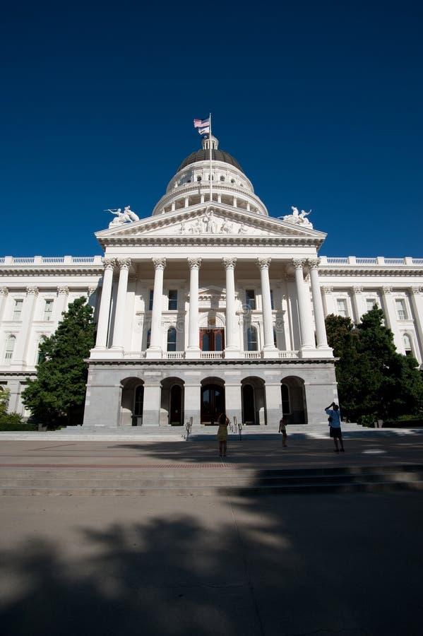 California State Capitol. Sacramento California state capitol buidling stock image