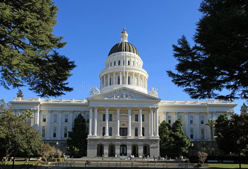 Download California State Capitol stock image. Image of authority - 22900899