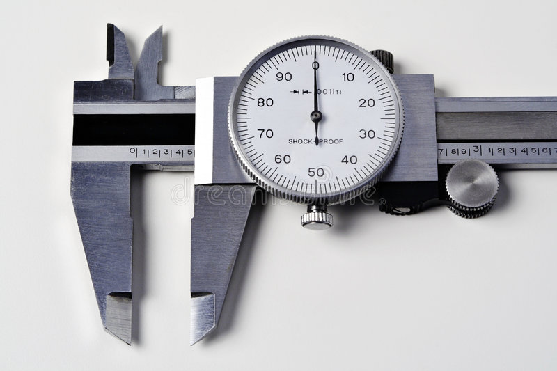 Download Caliper stock photo. Image of quality, check, dial, component - 1843862