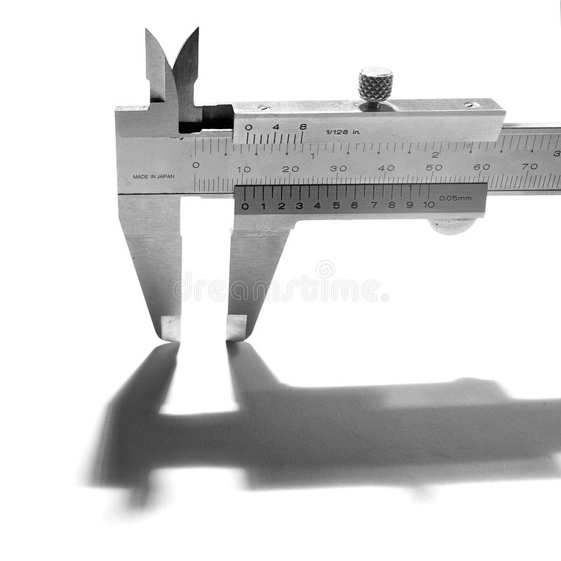 Download Caliper stock image. Image of numbers, calipers, small - 18594231