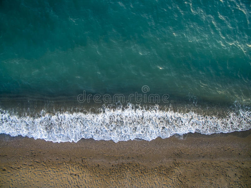 Calis海滩 免版税图库摄影