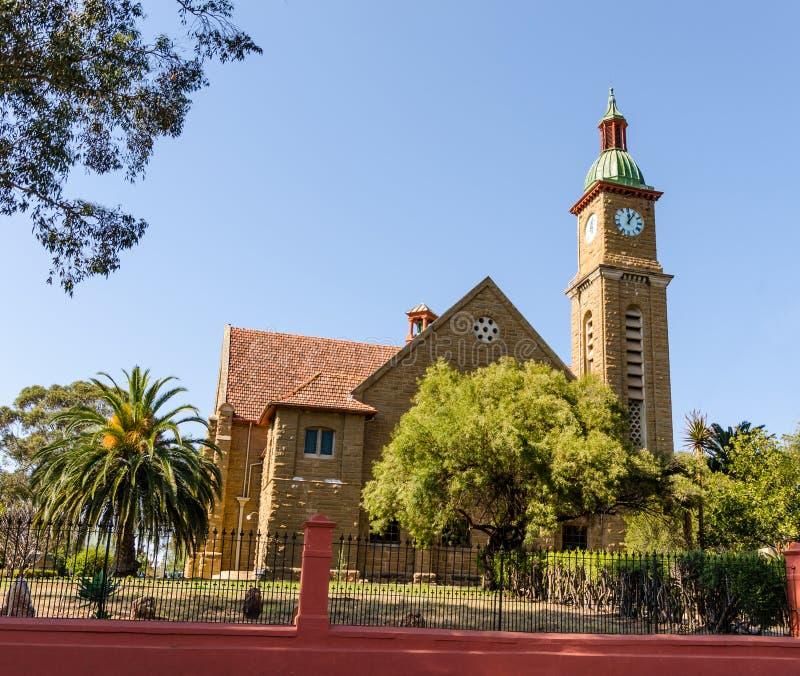 Calitzdorp Zuid-Afrika stock foto's