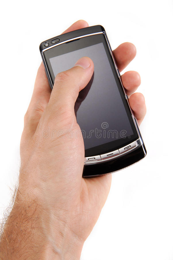 Download Call stock image. Image of answer, button, hand, hands - 11088285
