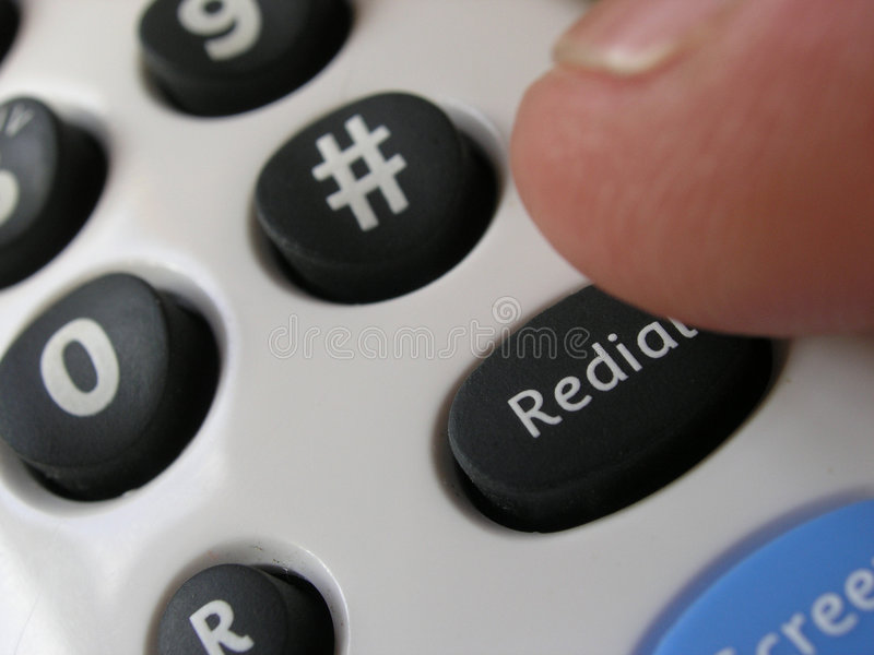 Download Call Back Royalty Free Stock Photography - Image: 51167