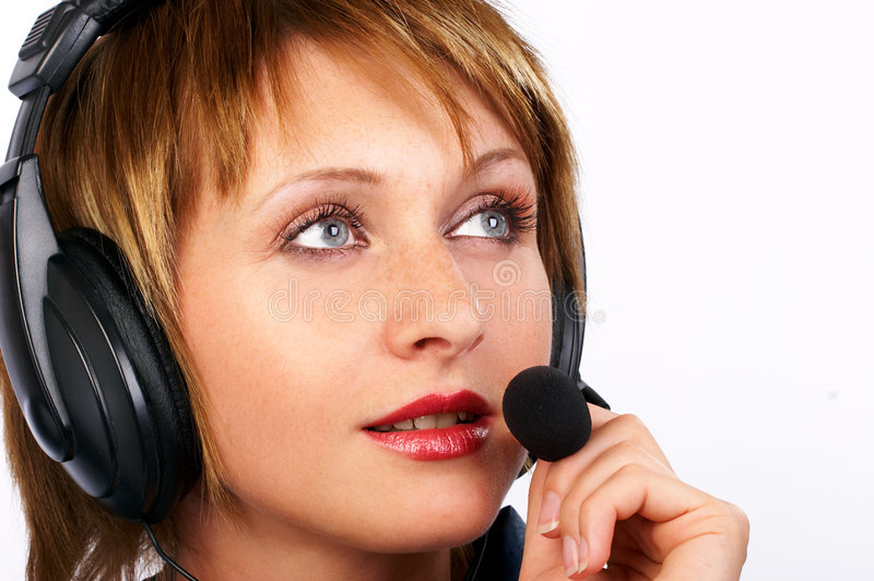 Download CALL CENTER stock photo. Image of agent, calling, beauty - 1292132