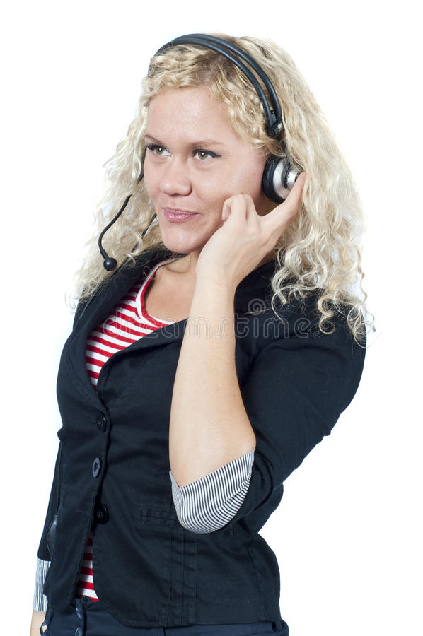 Download Call center stock photo. Image of background, fresh, lady - 20885186