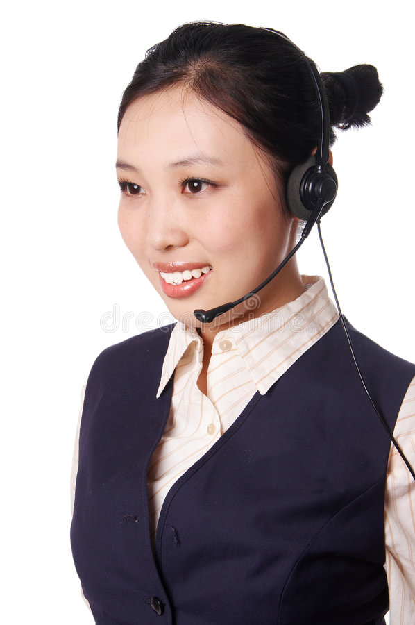 Download Call center operator stock photo. Image of china, ambition - 5570042