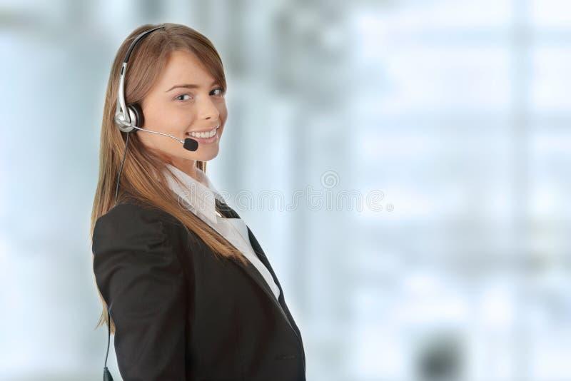 Call centre stock fotografie