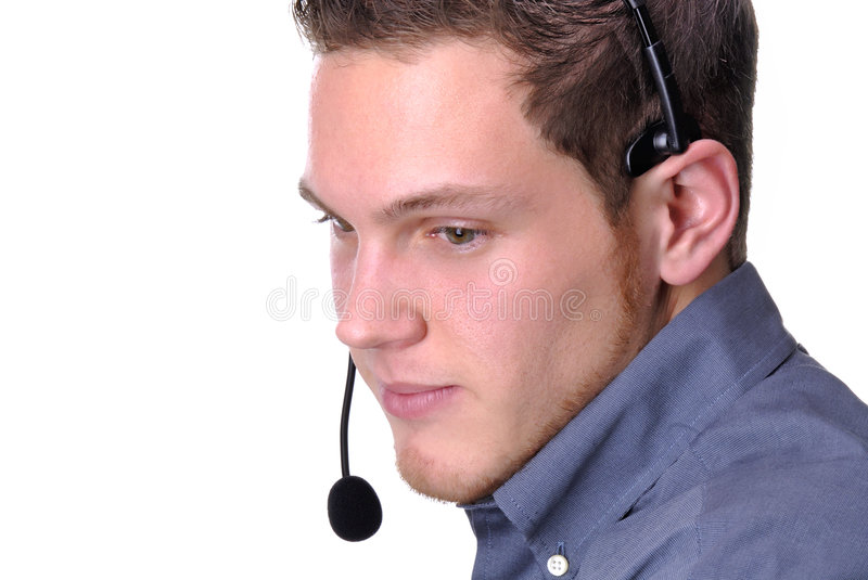 Call Centre royalty free stock photography