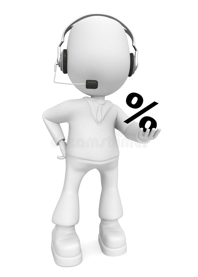 Download Call Me To Now Your Percent) Stock Images - Image: 12841334
