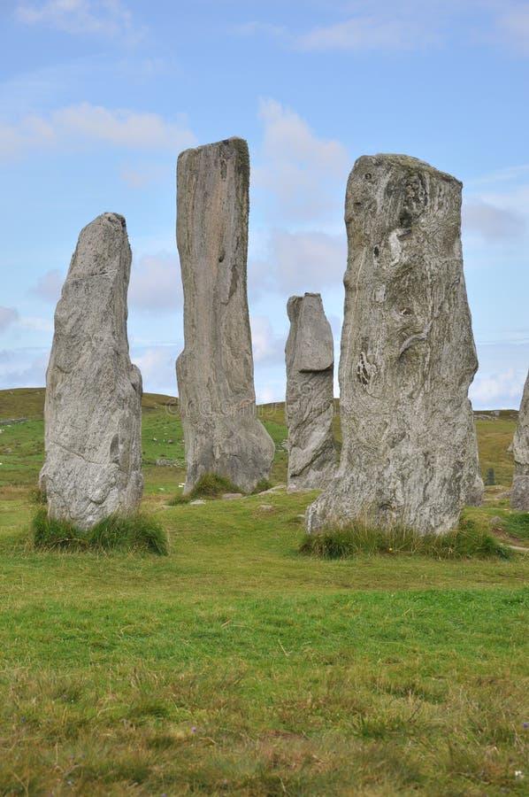 Free Callanish Stone Circle Royalty Free Stock Image - 15680846