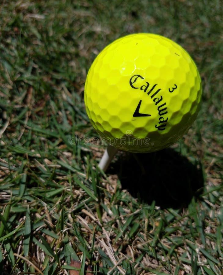 Callaway. Golf ball stock images