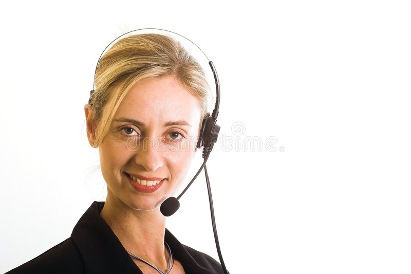 Download Callcenter stock photo. Image of happiness, lady, customer - 2892370