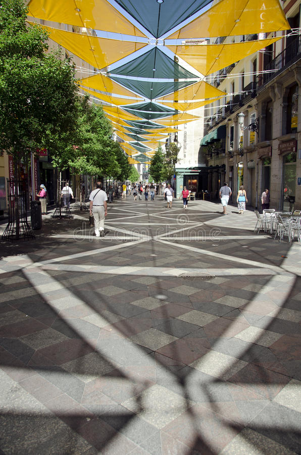 Download Calle de Arenal editorial image. Image of spain, tourism - 25962675