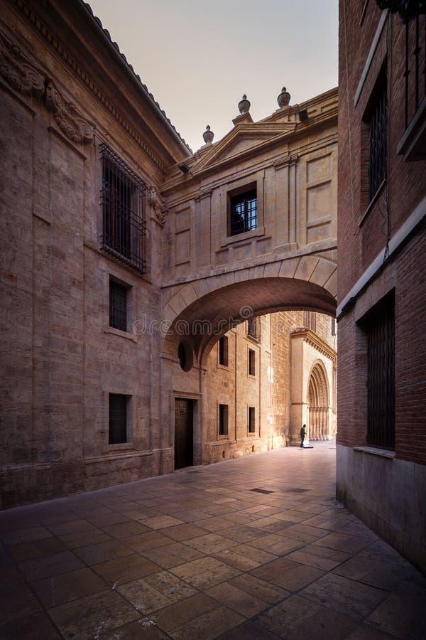 Calle de la Barchilla royalty-vrije stock foto