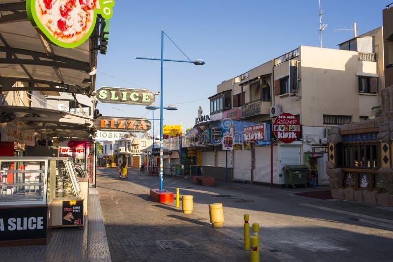 Calle de mercado fotos de archivo