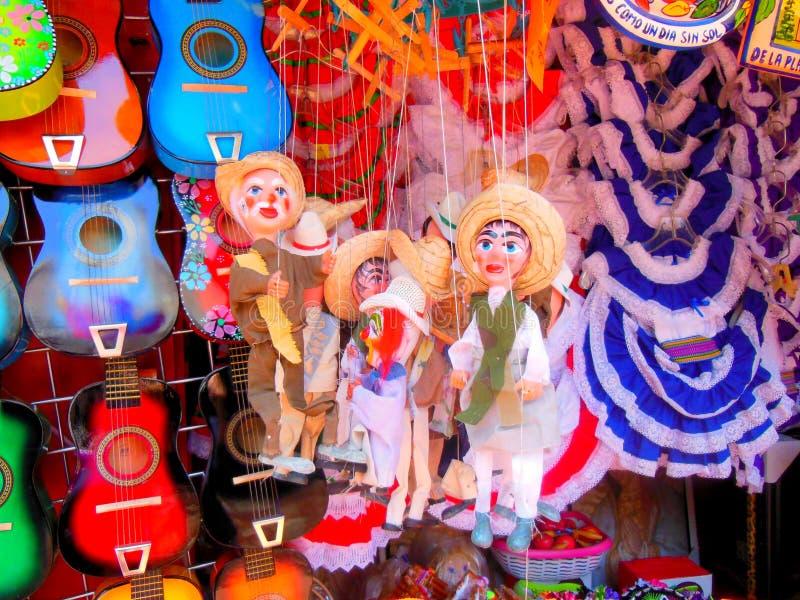 Calle de Olvera en Los Ángeles imagen de archivo libre de regalías