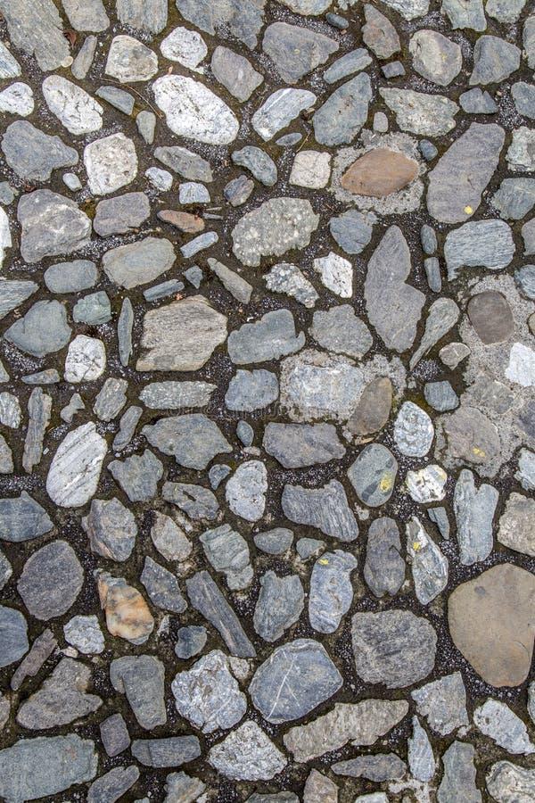 Calle de piedra imágenes de archivo libres de regalías