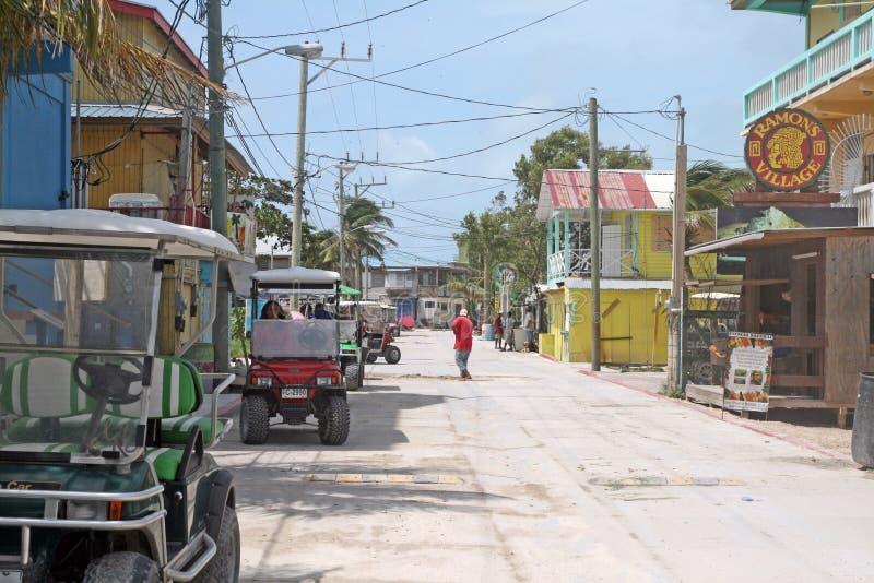 Calle de San Pedro imágenes de archivo libres de regalías