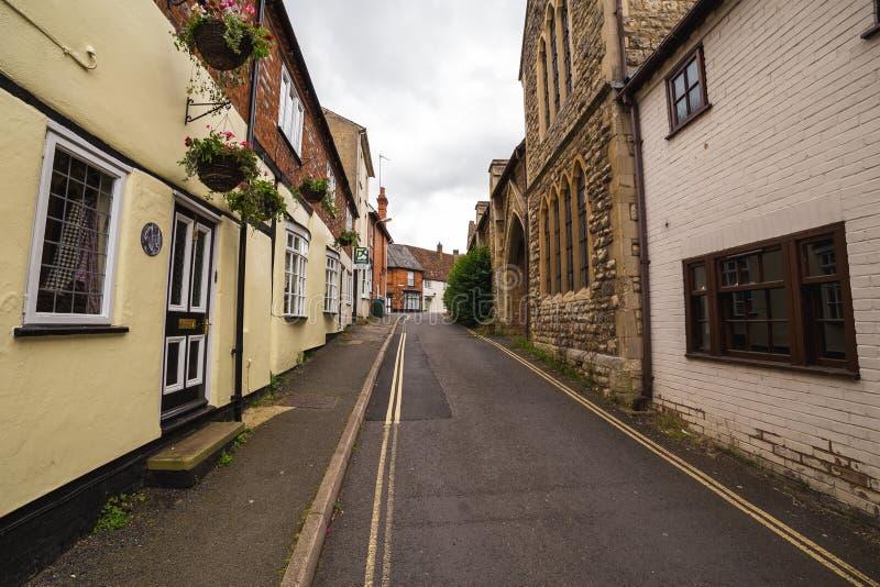 Calles de Buckingham fotos de archivo libres de regalías
