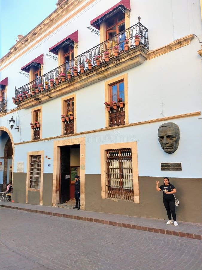 Calles De GTO zdjęcie stock