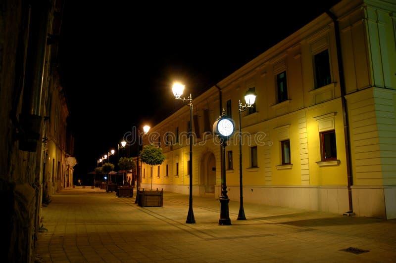 Calles de la yegua de Baia foto de archivo