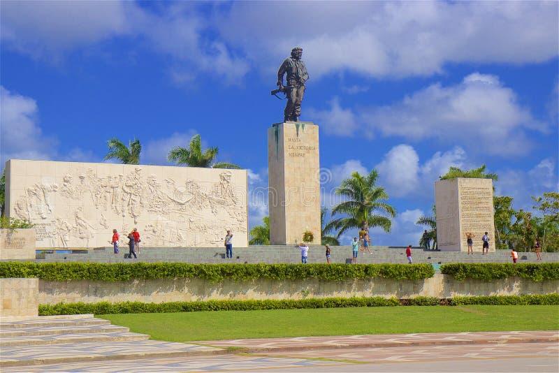 Calles de Santa Clara, Cuba fotos de archivo