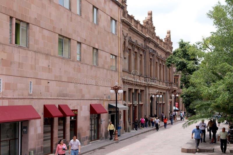 Calles del San Luis fotos de archivo libres de regalías
