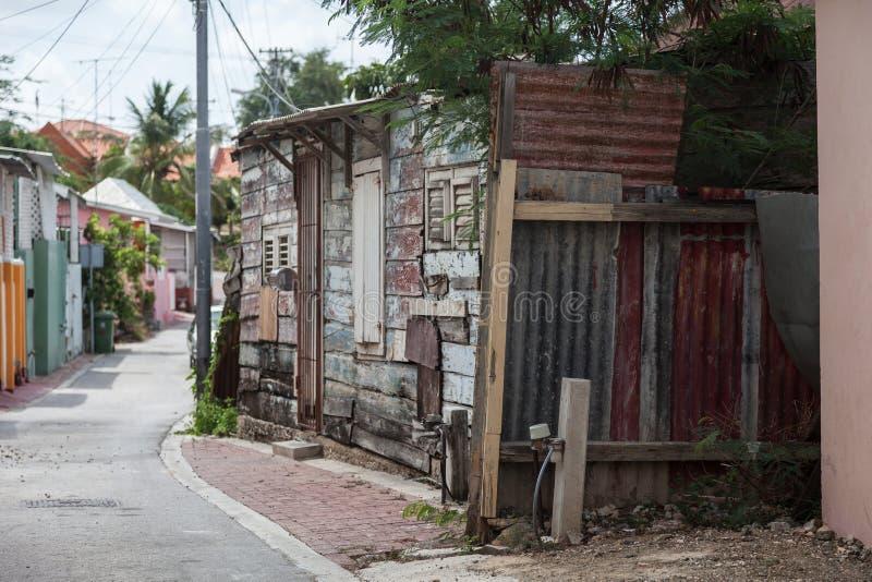Calles traseras imágenes de archivo libres de regalías