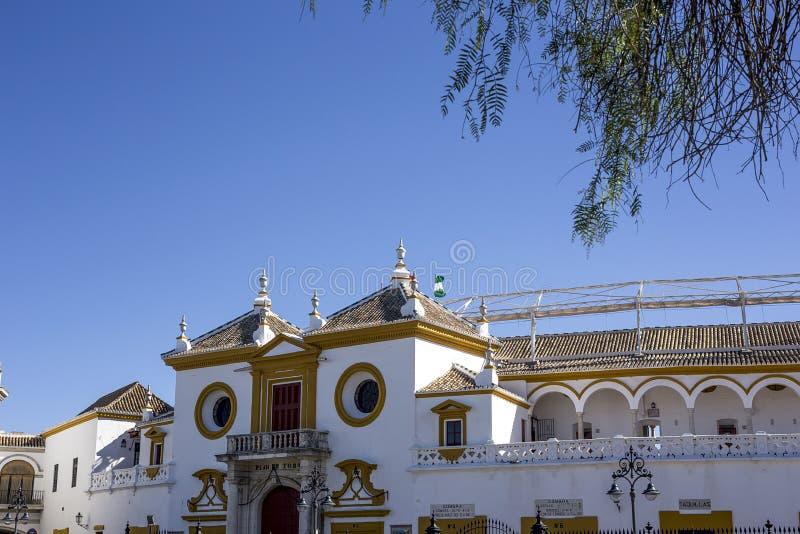 Calles y esquinas de Sevilla andalusia españa fotos de archivo