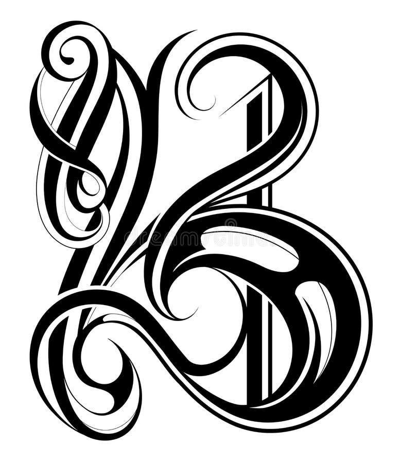 Letter L Designs For Tattoos
