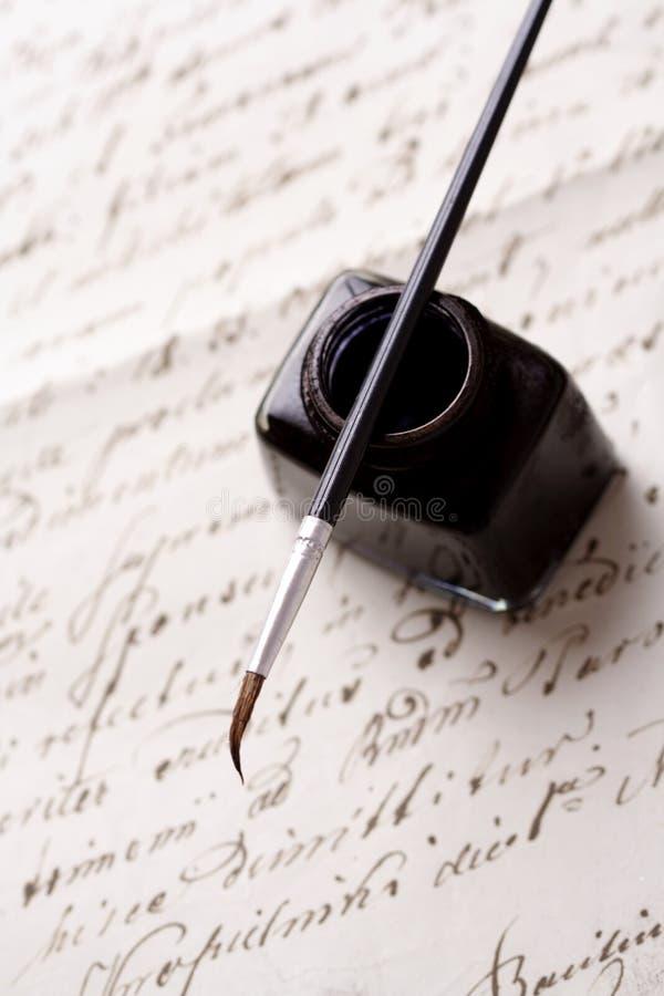 Free Calligraphy Stock Photos - 11313043
