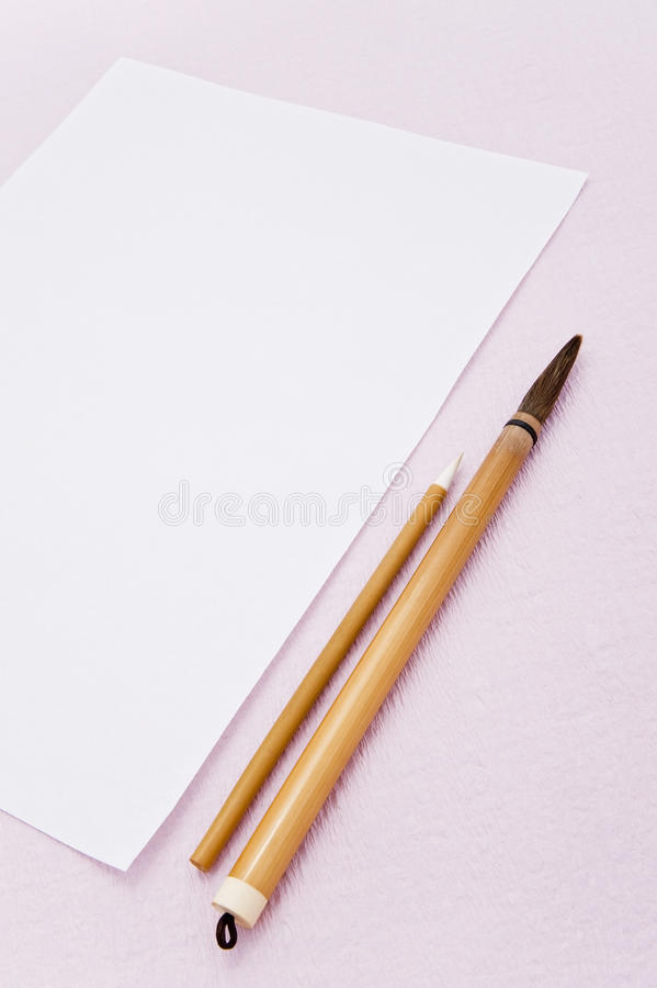 Calligraphy arkivfoton