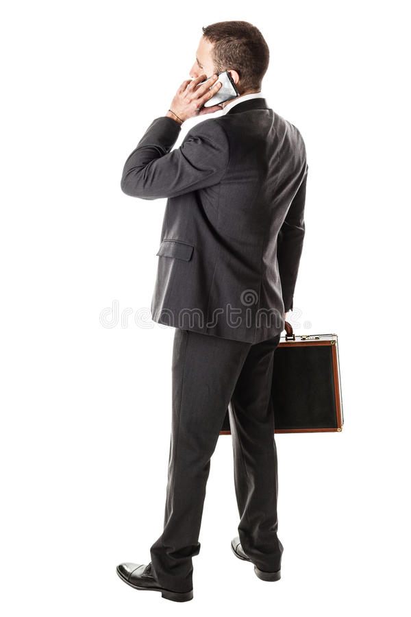 Download Calling stock photo. Image of male, cellphone, holding - 35150290